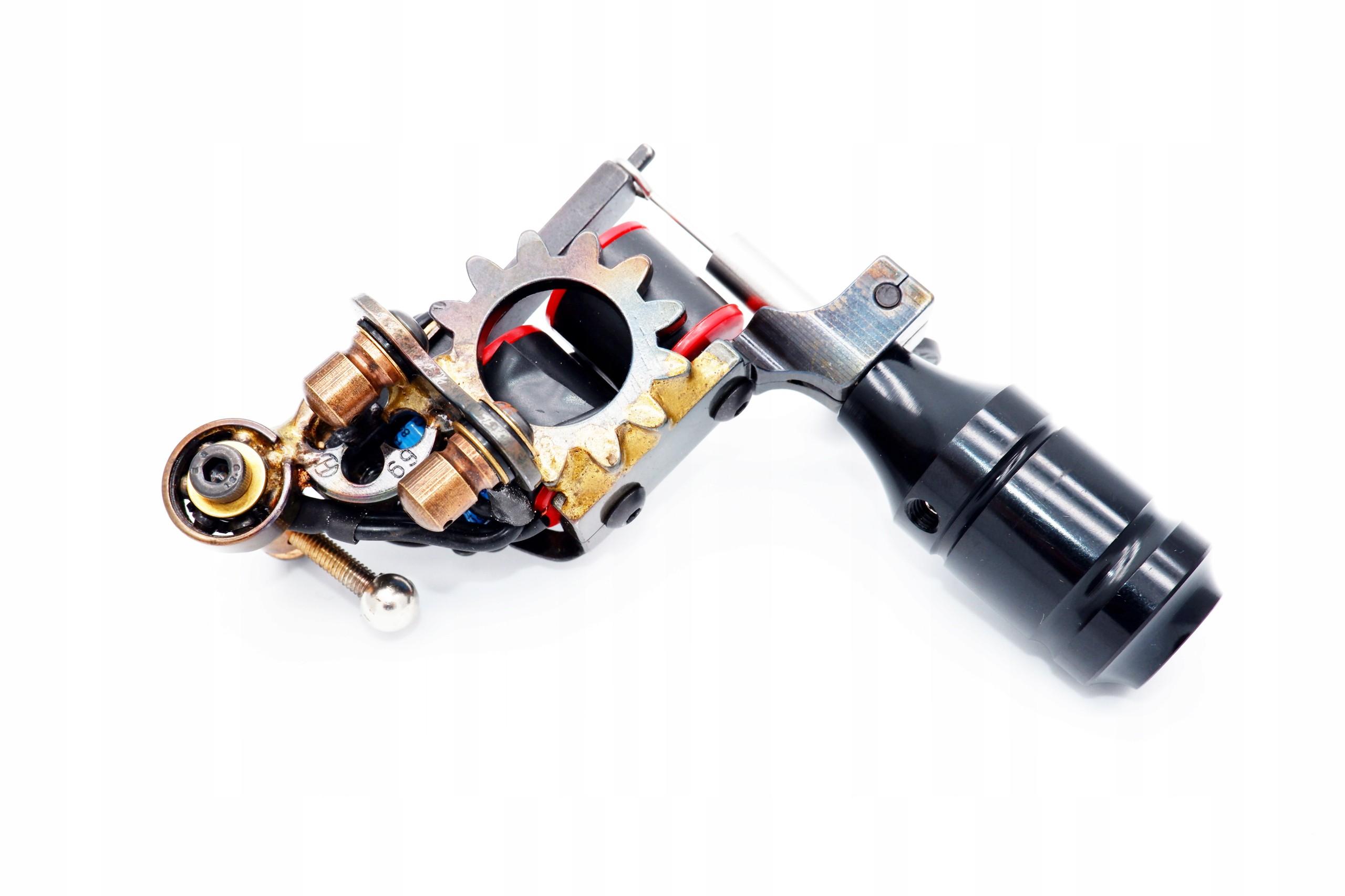 UK PRO Tattoo Kit Set FULL Power supply professional supplies USA INK MACHINES